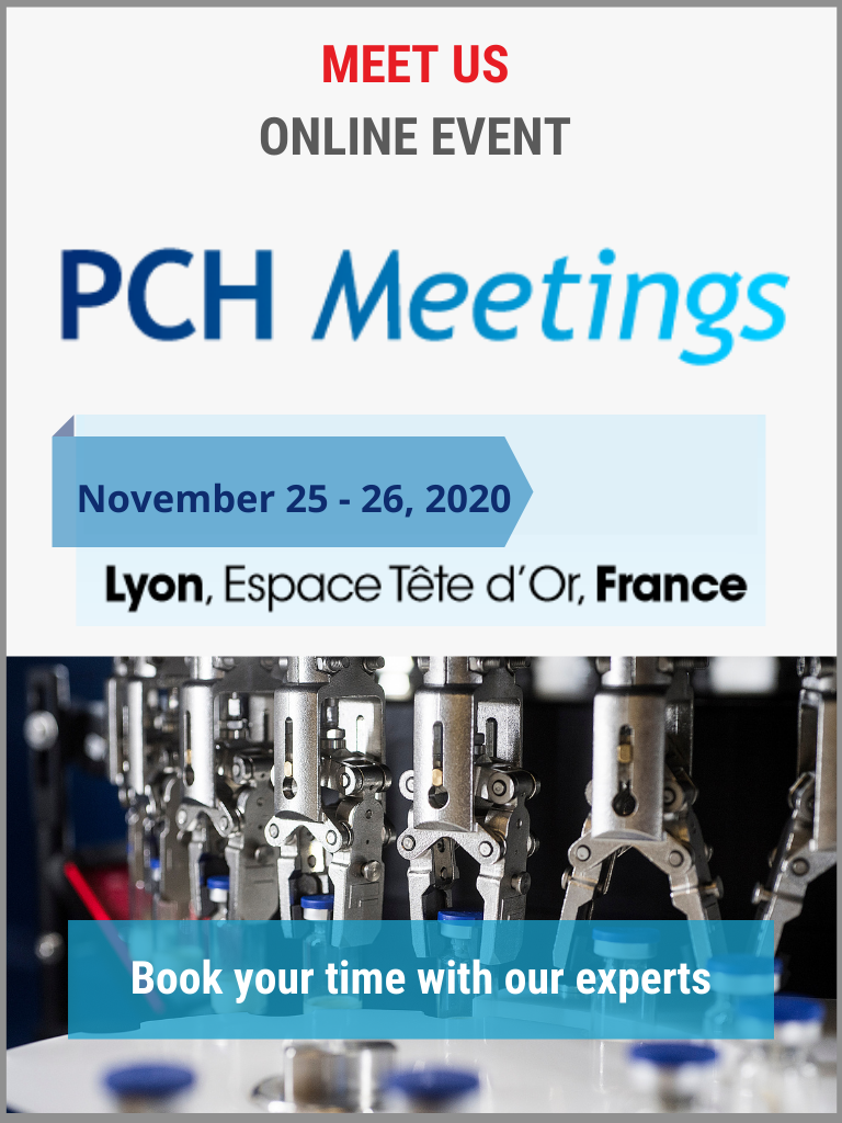 PCH MEETINGS 2020 ONE-TO-ONE MEETINGS